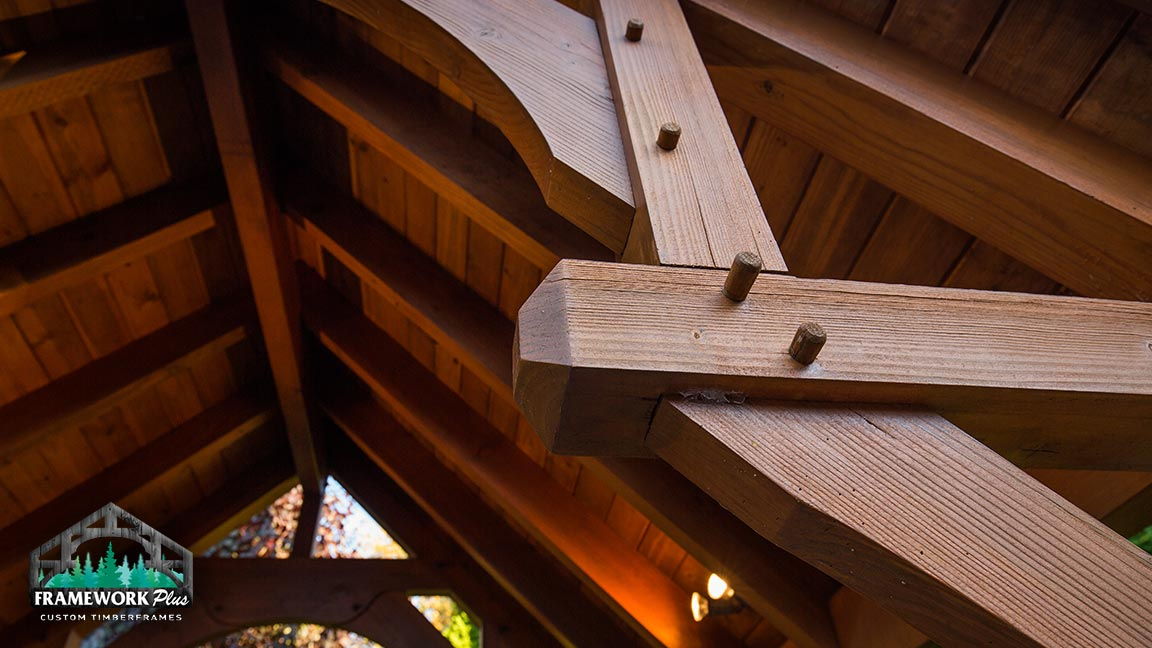 Custom Truss built by Framework Plus in Portland, OR