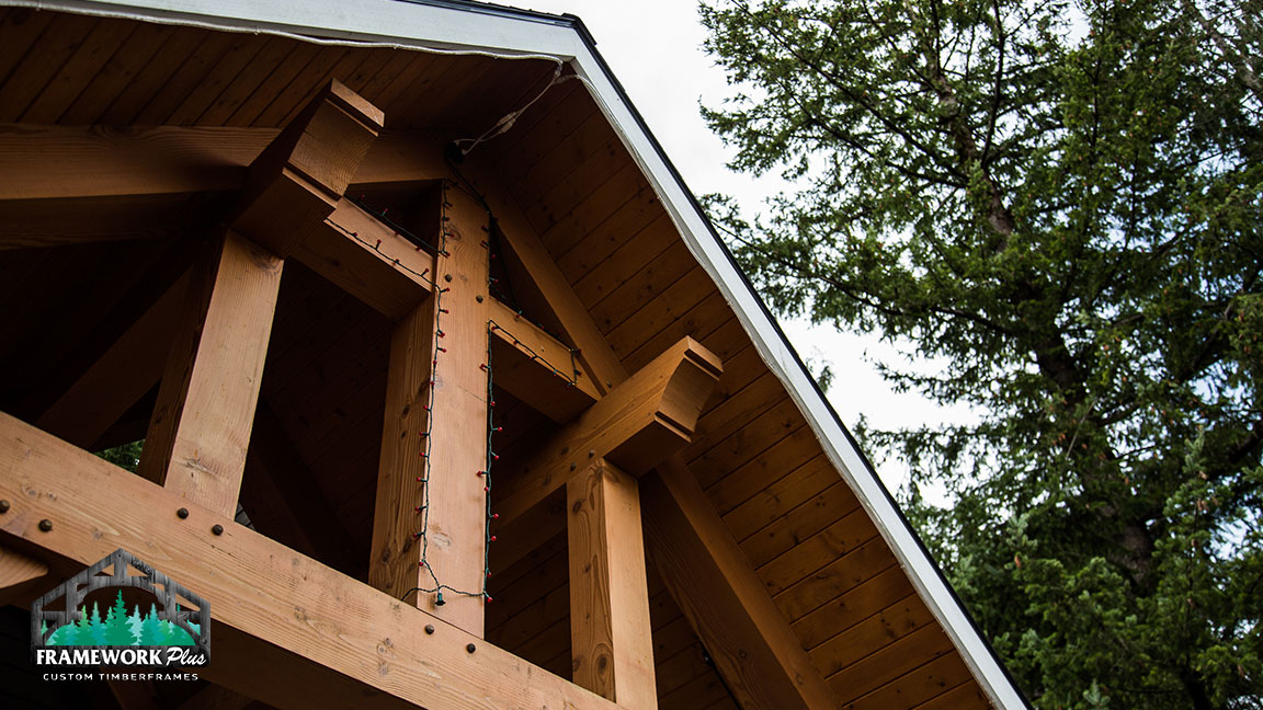 Timber Frame Church Truss Amp Steeple In Sandy Or