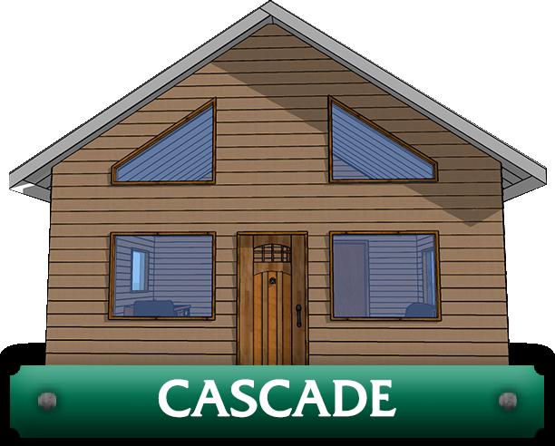 16x24 Cabin Interior